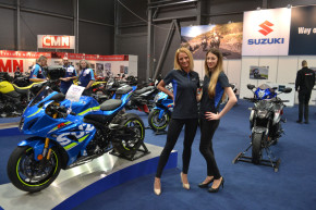 PVA Prague hosted Motosalon 2017