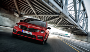 Skoda launched OCTAVIA RS 245 and SCOUT in Geneva