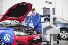 Servisy VW, Audi, SEAT fungují, přednost má IZS