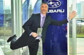 Subaru ČR loni zvalo novináře do Bělé, Bruselu i Finska