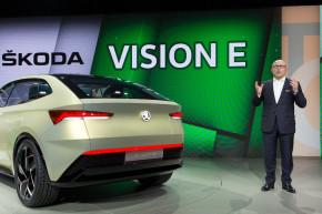 Skoda will build EVs in Czech Republic