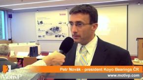 Koyo: Novák bodoval v anketě Manažer roku