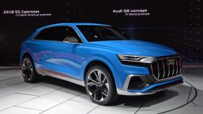Audi bude vyrábět nové Q8 v Bratislavě