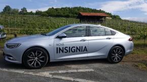 Tiskovka roku: 2. místo – Opel Insignia na Salabce