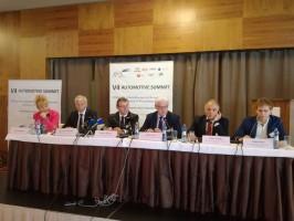 Český AutoSAP chystá V4 Automotive Summit