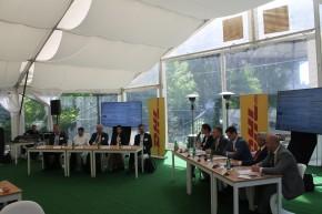Na Žofíně vyhlásili Exportní cenu DHL UniCredit