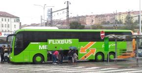 FlixBus zdvojnásobil linky z Prahy do Brna