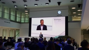 VW CEO gears up for labor fight over overhaul
