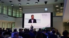 VW Group appoints Herbert Diess as CEO