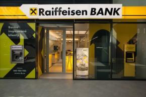 Raiffeisenbank: zájem o auta zvýšil celkové tržby