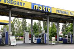 Bonett otevřel plničku CNG v Čestlicích