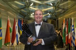 EY Světovým podnikatelem roku je Murad Al-Katib