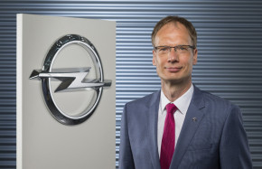Finance chief Lohscheller is a new Opel CEO