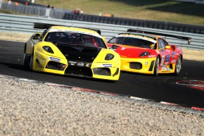FIA Central Europe Challenge races in Most
