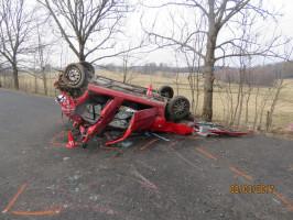 Denně téměř 12 opilých řidičů zaviní nehodu