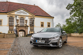 Horejsek launched new VW Arteon in Decin