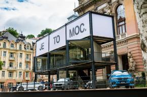 BMW sponsores Karlovy Vary Film Festival