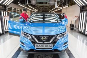 České firmy bojovaly o zakázky pro Nissan