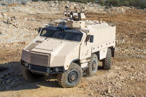 Armáda koupí obrněnce Titus na podvozku Tatra
