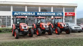 Zetor zkouší štěstí s traktory v africké Keni