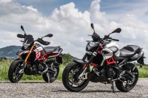 Faber Moto nabízí nové motorky Aprilia