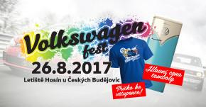 Volkswagen fest se vrací na letiště Hosín