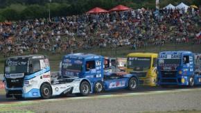 Ústecký kraj podpořil Czech Truck Prix