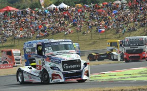 TOTAL Czech Truck Prix přinese kampaň Road Heroes