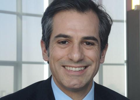 Generální ředitel skupiny AXA v České republice na Slovensku Robert Gauci