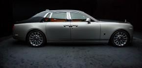 Rolls-Royce Phantom will make debut at the 2018 Vienna Motor Show