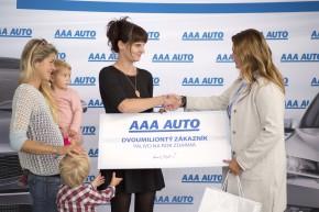 AAA AUTO přivítalo 2miliontého zákazníka