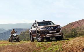 Renault začal prodávat pick-up Alaskan