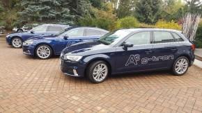 Audi uvádí na trh dva nové CNG vozy
