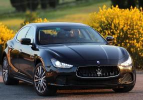 Maserati pozastavilo do ledna výrobu