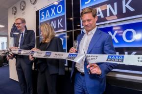 Saxo Bank pohltila konkurenční BinckBank