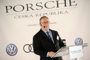 Porsche ČR loni dodala 54 144 aut