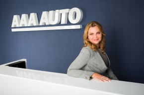 Topolová heads AAA AUTO for five years