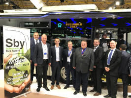 Iveco will deliver big fleet to BusLine