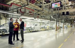 Ford pověřil DHL řízením dodávek dílů