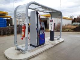 E.ON otevřel plničku CNG v Teplicích