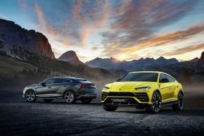 Už i Lamborghini má SUV model