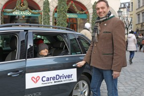 Škoda DigiLab supports the 'CareDriver' platform