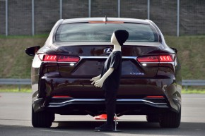 Toyota chce snížit počet obětí nehod