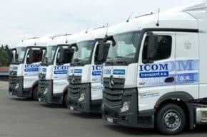 ICOM: Německo ničí české dopravce