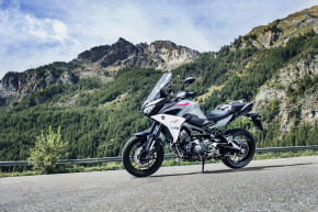 Yamaha chystá na jaro Tracer 900 a 900GT