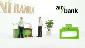 Air Bank uvedla nový TV spot