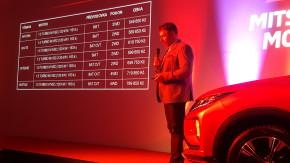 Mitsubishi: Vodička loni pořádal 7 tiskovek