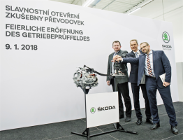 Škoda rozšířila své vývojové centrum