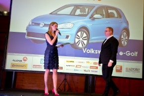 VW e-Golf is Czech Eco Car of the Year 2018