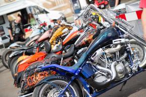 Rolling Stones ozdobí oslavy Harleye v Praze